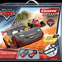 Carrera - 62384 - GO Disney/Pixar Carbon Racers