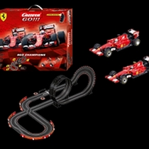 62394 - Carrera Red Champions Set, GO!!! 1/43
