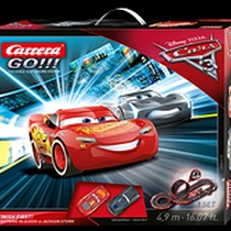 62418 - Carrera -  Disney/Cars - Finish First! GO!!! 1/43