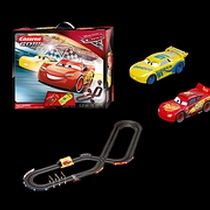 62419 - Carrera - Disney/Pixar Cars 3 - Fast Friends GO!!! 1/43