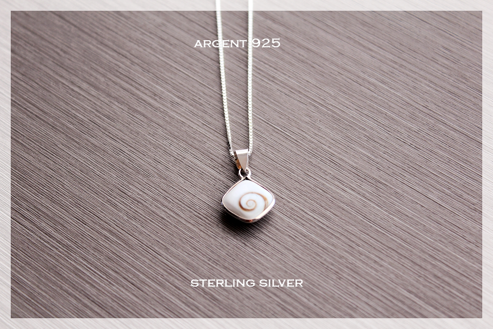 Sterling silver shiva eye pendant necklace bijoux bella sterling silver shiva eye pendant necklace aloadofball Images