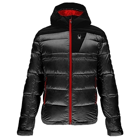 SPYDER M BERNESE DOWN JACKET