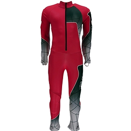 SPYDER M NINE NINETY RACE SUIT ROUGE