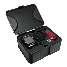 LEZYNE MACRO GPS Cyclomètre, Unité, Avec HR et capteur de vitesse/cadence