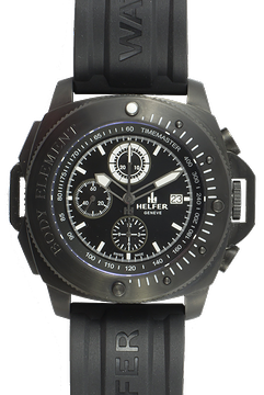 Timemaster Black 47mm AUTOMATIC