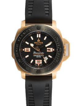Divermaster Gold - 45mm AUTOMATIC