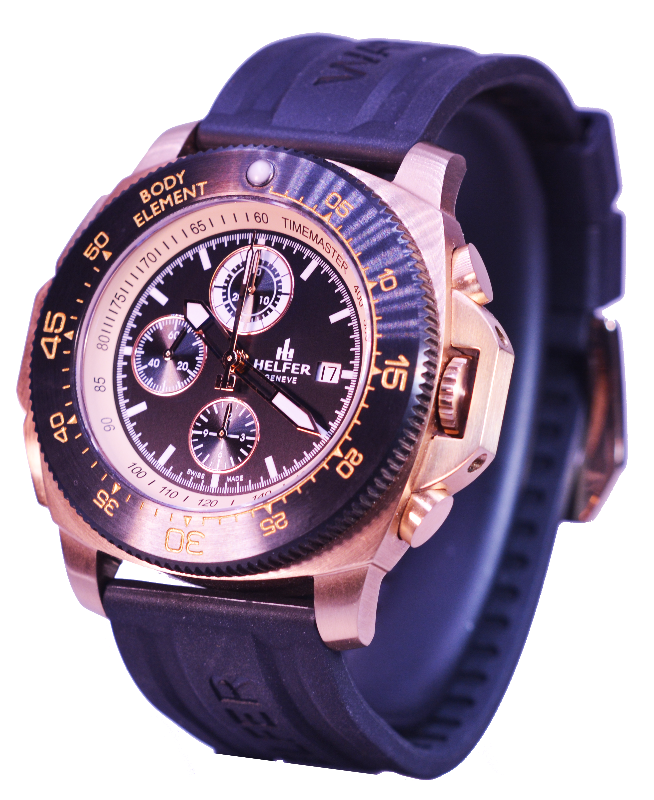 Timemaster Gold 47mm AUTOMATIC