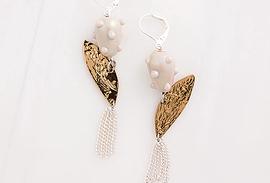 Boucles d'oreilles Anne-Marie Chagnon Nasu neutre