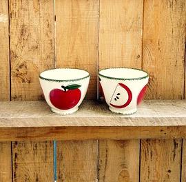 Petit bol pommes