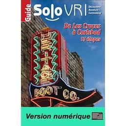 Sud-Ouest américain - De Las Cruces à Carlsbad (version numérique)