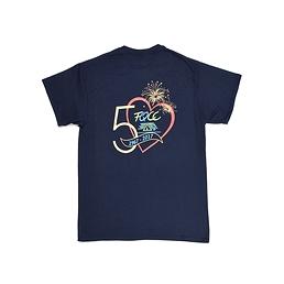 T-Shirt 50e anniversaire