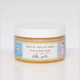 Beurre naturel pour bébé