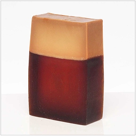 Maple syrup glycerine soap