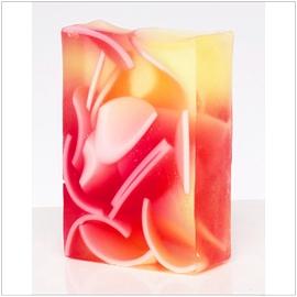 Savon glycérine à la rose