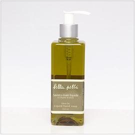 Savon à mains liquide à l'huile d'olive