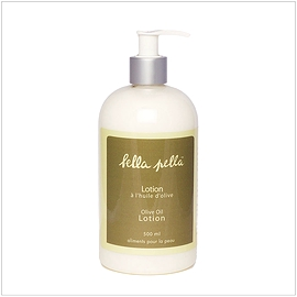 Lotion huile d'olive