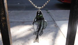 pendantif poisson