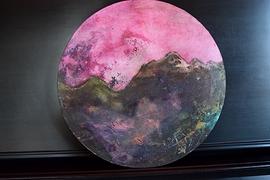 Toile acrylique (Légende)