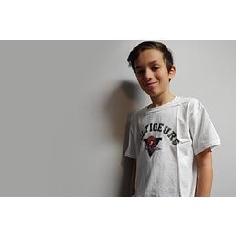 T-shirt Blanc - Junior