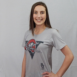 T-Shirt Gris - Voltigeurs