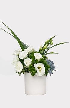 Création florale: BLANC