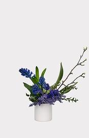 Création florale: VIOLET