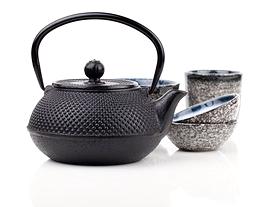 Ensemble de thé japonais