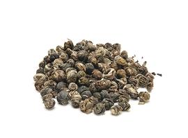 Perles de thé vert au jasmin