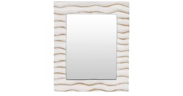 Un vent de fra cheur fleuriste nouveau genre miroir vague for Miroir vague