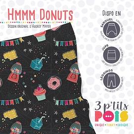 Pantalon sarouel Hmmm Donuts