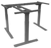 Base ajustable table électrique HAT-3T