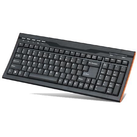 clavier compact pour ordinateur zippy. Black Bedroom Furniture Sets. Home Design Ideas