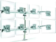 Support huit moniteurs modèle FSB80
