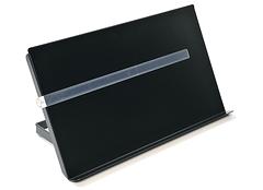 Support à documents avec guide magnétique
