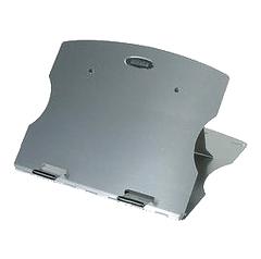 Support pour portable aluminium