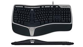 Clavier ergonomique Microsoft 4000, Anglais