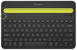 Logitech K480 Bluetooth multi-systèmes