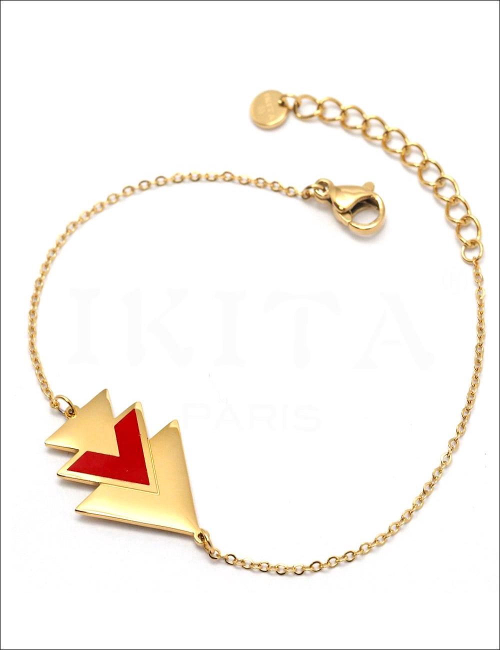 a nous graphic gold dr les bracelet product en bijoux red