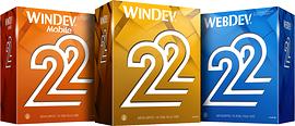 WINDEV 22+ WEBDEV 22 + WINDEV Mobile 22 Échange concurrentiel