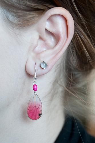Pink merolina