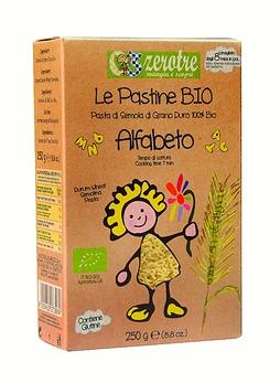 Pates pour enfants aux legumes Rustichella D'Abruzzo