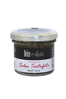 Dolce Nero Sauce a la Truffe Noire