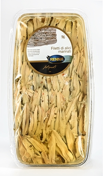 Anchois Blanches Marinees