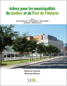 Arbres pour les municipalités du Québec – Tome I et II – Offre spéciale
