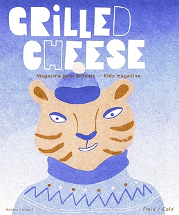Magazine Grilled Cheese numéro 5 FROID