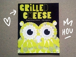 Magazine Grilled Cheese numéro 4 NUIT