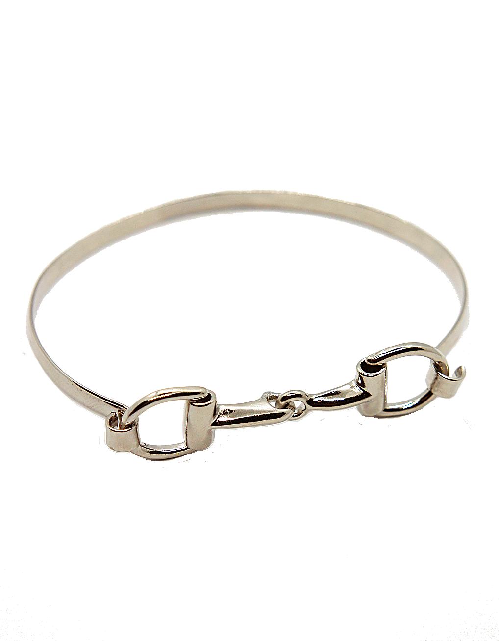 2d8cf8d2c7cd Bijoux bracelet équestre en mors de cheval