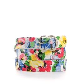 Bracelet femme enroulé cuir recyclé Tutti Frutti
