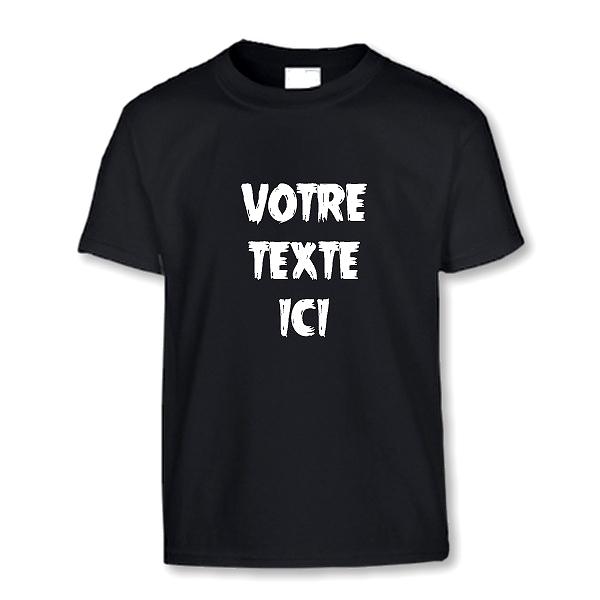 82bbab21febd2 Tshirt pour enfant – À personnaliser ...
