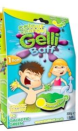 Gel de bain Gellibaff vert